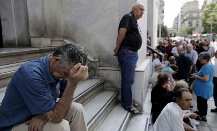 Grecia se para en seco: ¿Y ahora qué?