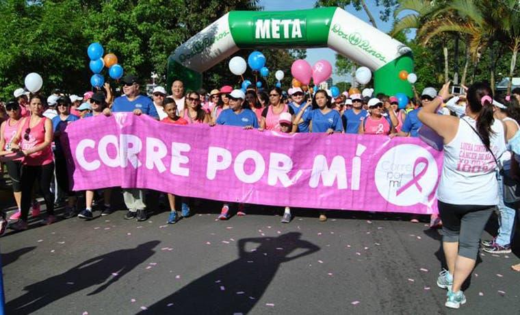 """""""Corre por mi"""" teñirá San José de rosa"""