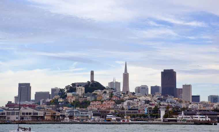 Hoteles de San Francisco se han vuelto los más caros del mundo