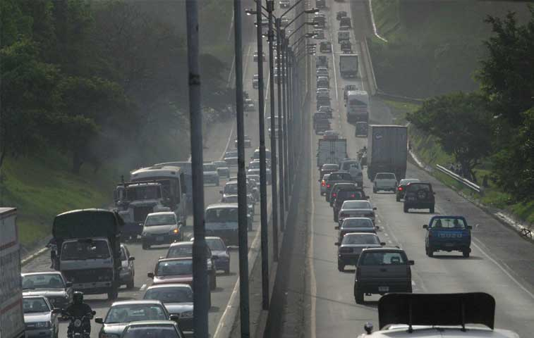 Un 95% de las carreteras fallan en capacidad funcional