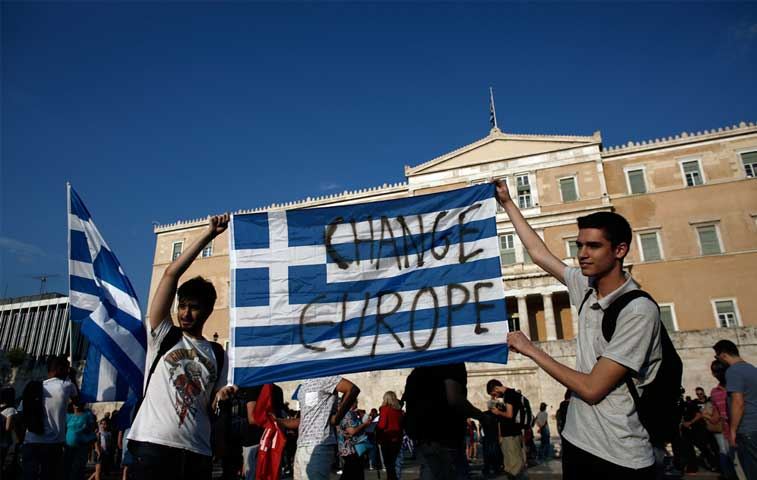 ¿Puede Costa Rica sufrir una crisis como la griega?
