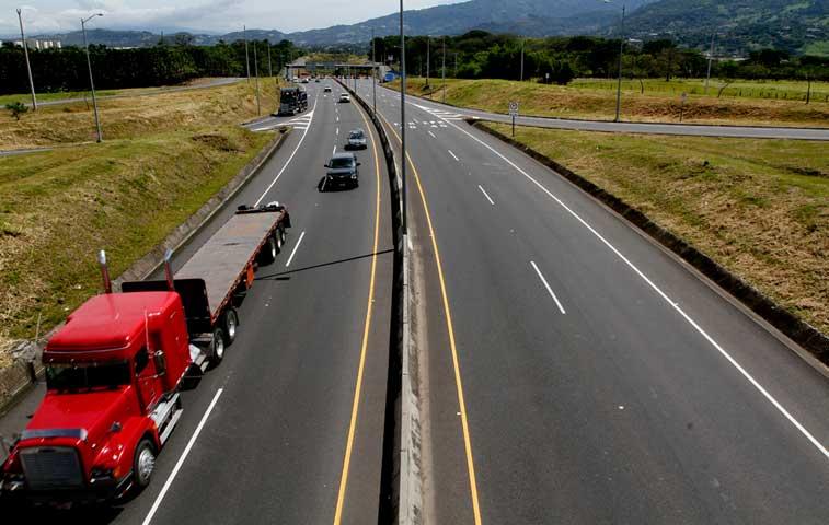 Empresas revisarán estado de vehículos que transitan en Ruta 27