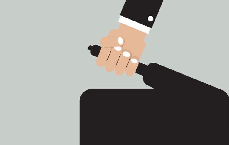 Industria, comercio y servicios financieros pierden potencia