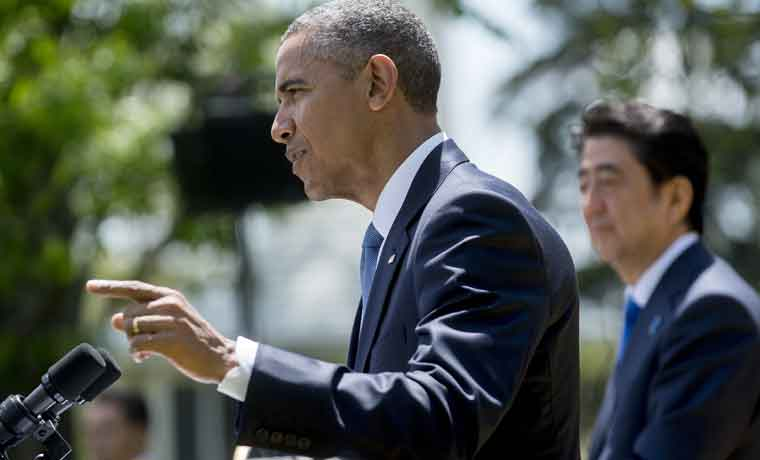 Obama insta al Congreso a levantar embargo a Cuba
