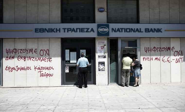 Protagonista central en crisis argentina de 2001 da consejos a Grecia