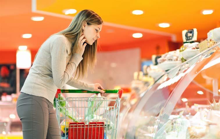 Inflación del primer semestre casi nula