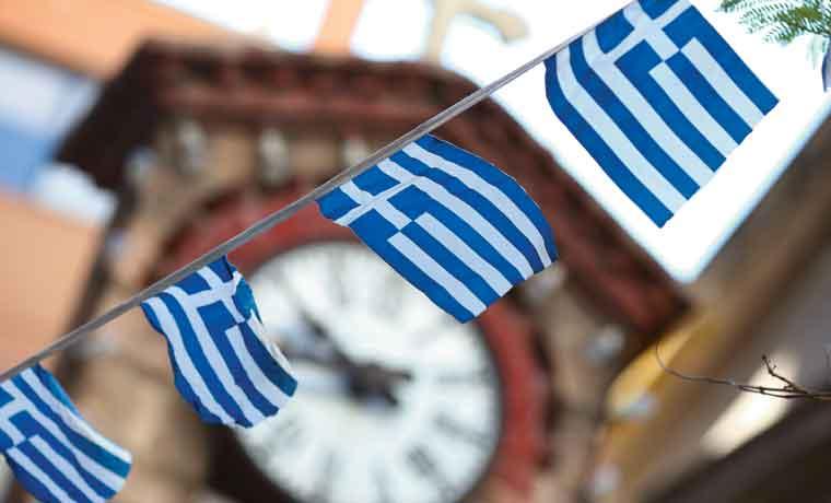 Próximo paso de Grecia pasa por pagarés
