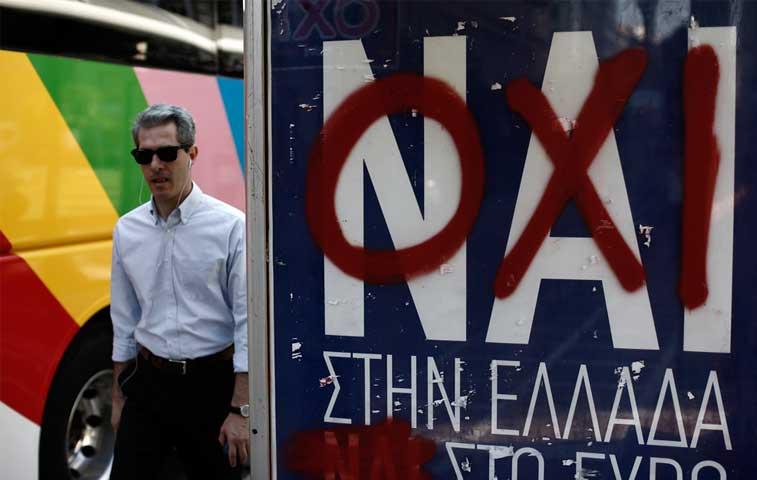 El otro contagio: ¿Y si Grecia prosperara al abandonar el euro?