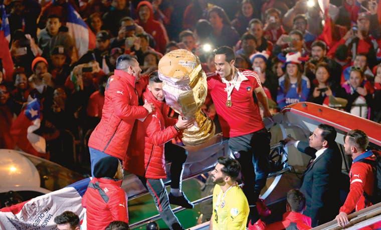 Argentina lloró, Chile celebró