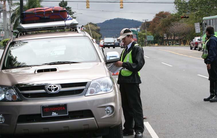 Plan para oficiales de tránsito voluntarios ad honorem se reactivó