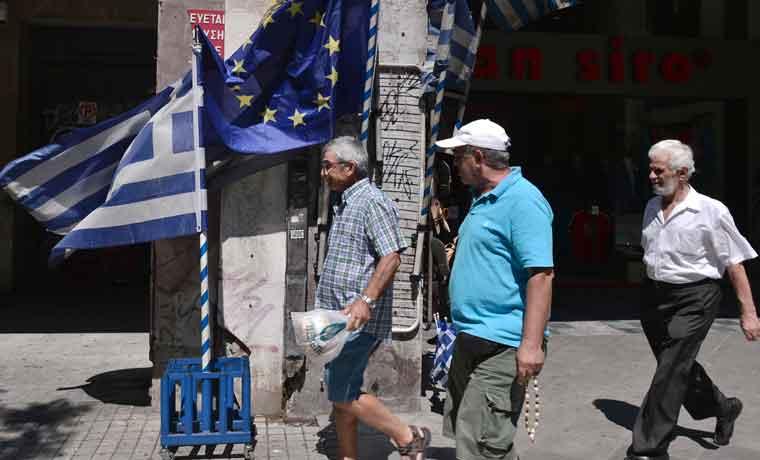 """Consecuencias del """"No"""" por referéndum griego"""