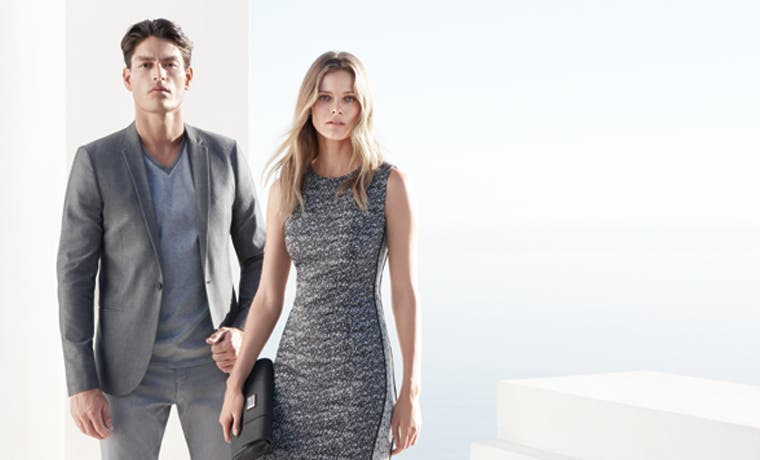Calvin Klein inaugura local en Escazú
