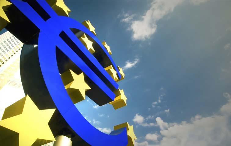 Riesgo en monedas europeas
