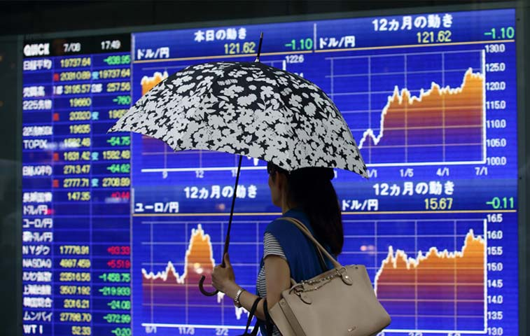 Por qué tantas compañías chinas han suspendido la cotización