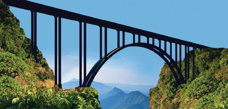 Aporte internacional ayudaría a arreglar puentes