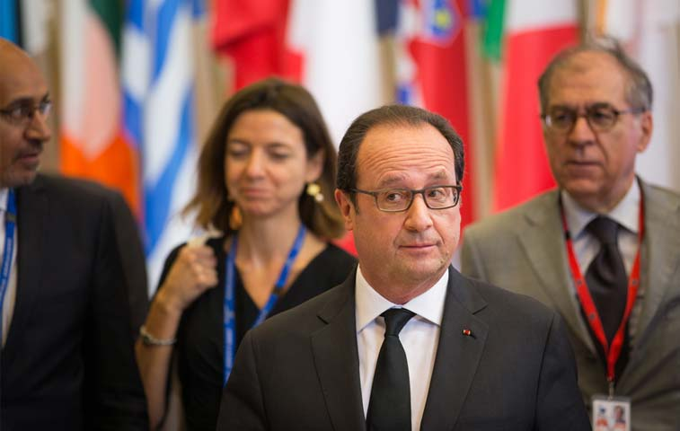 Francia celebra propuestas griegas