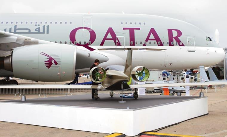 Avión eléctrico de Airbus vuela solo para llegar en segundo lugar