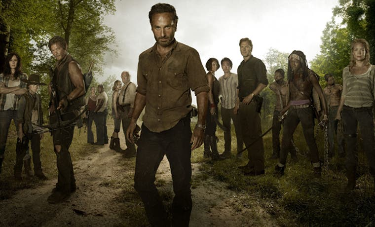 """The Walking Dead"" regresa en octubre"