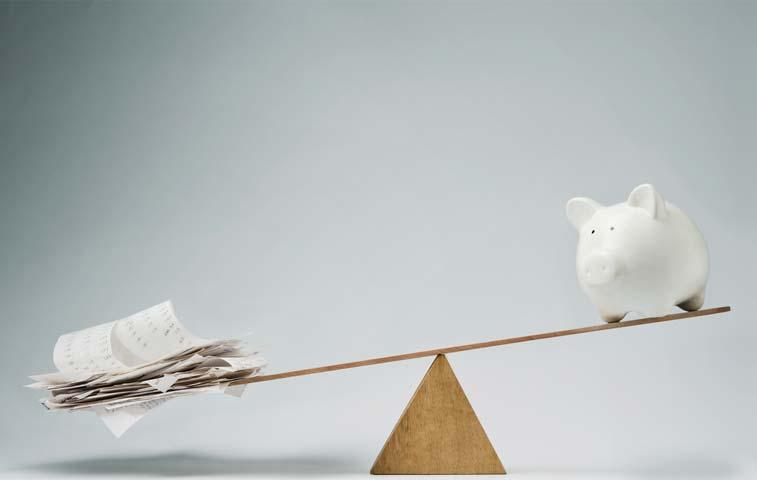 Gasto del gobierno crece un 80% más que ingresos