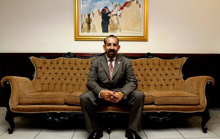 "Juan Luis Jiménez: ""No voy a mover absolutamente nada para que se apruebe sociedades de convivencia"""