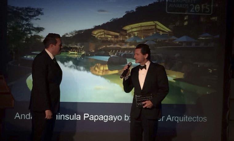 Premian diseño de Andaz Península Papagayo