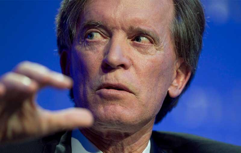 Bill Gross teoriza aumento de tasas de la FED