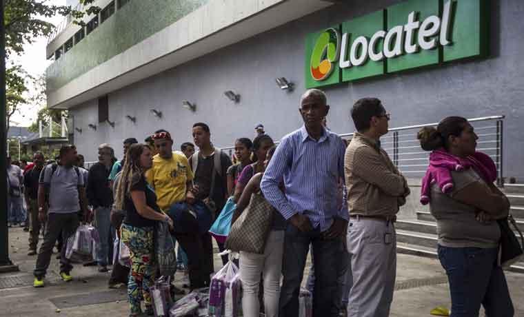 Inflación venezolana indica que impago podría adelantarse
