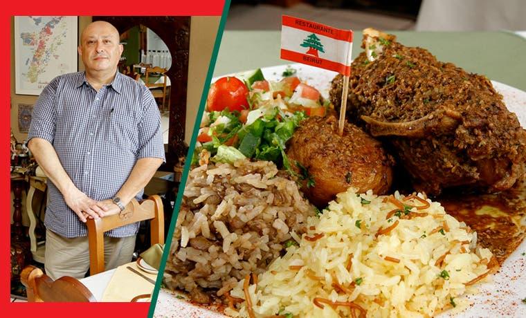 Un clásico de Oriente en la mesa de Beirut