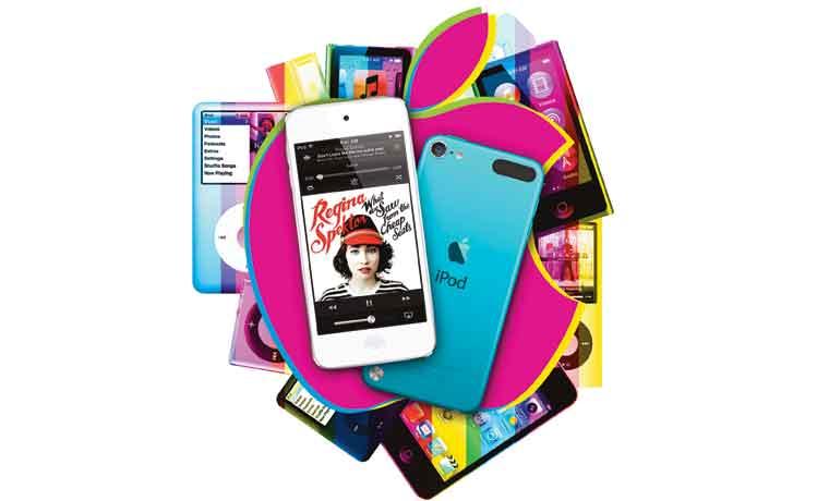 Apple decidió resucitar el iPod…