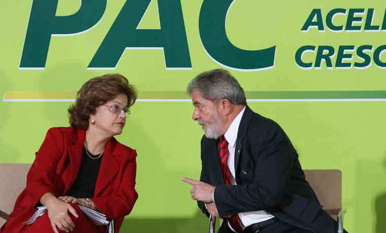Operadores de bonos pierden confianza en Brasil