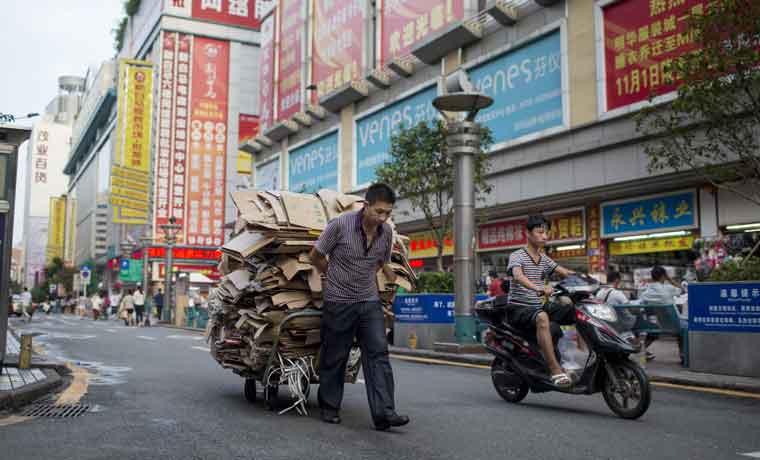 Desaceleración china es peor de lo que se piensa