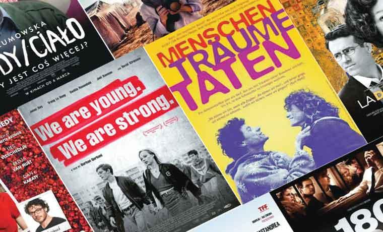 Llene su agenda con cine europeo