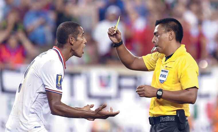 """""""Me preocupaba el árbitro"""""""