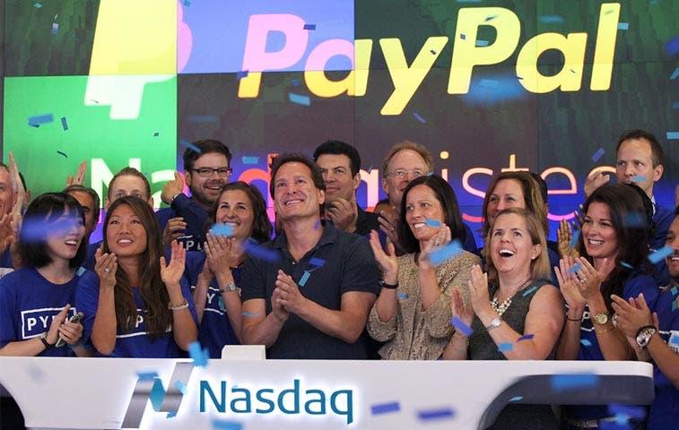 PayPal se independiza de eBay y cotizará en Nasdaq