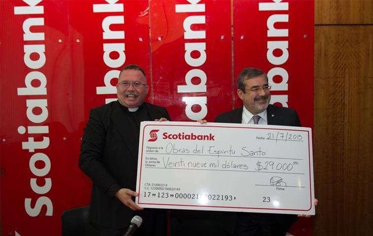 Scotiabank administrará fideicomiso para construcción de Torres de la Alegría