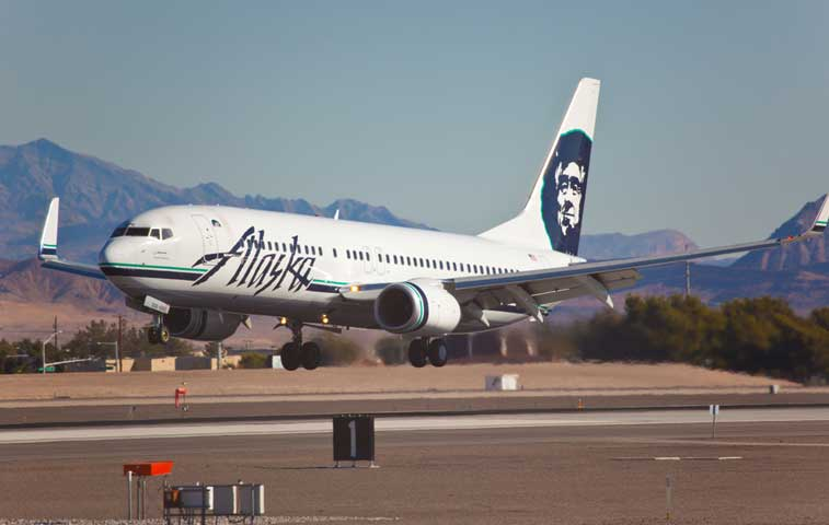 Alaska Airlines busca gerentes para Costa Rica