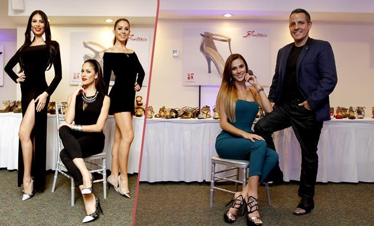 Candidatas a Miss Costa Rica presentaron lo nuevo en calzado