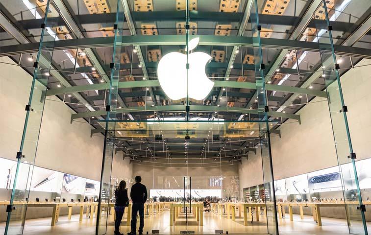 Caída de Apple borra $38 mil millones al resurgir inquietud por productos