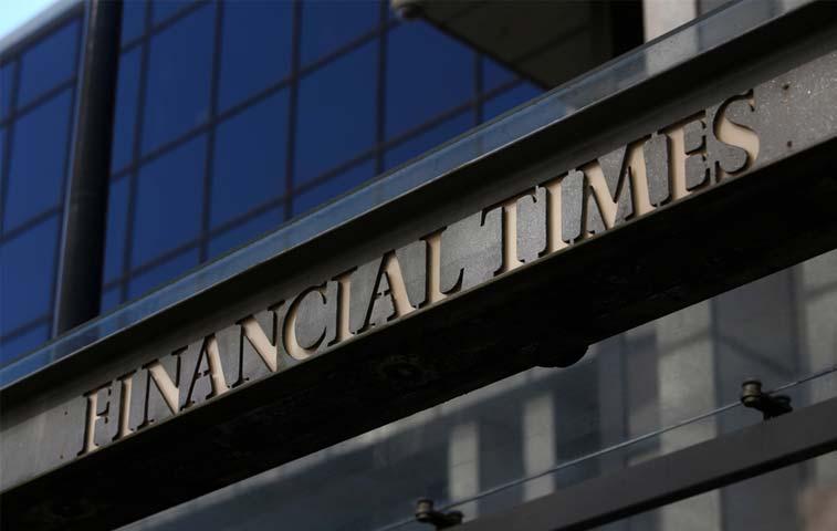 Grupo japonés Nikkei  compraría el diario Financial Times