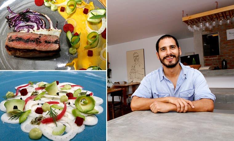 Sabores inspirados en la cocina de mercado