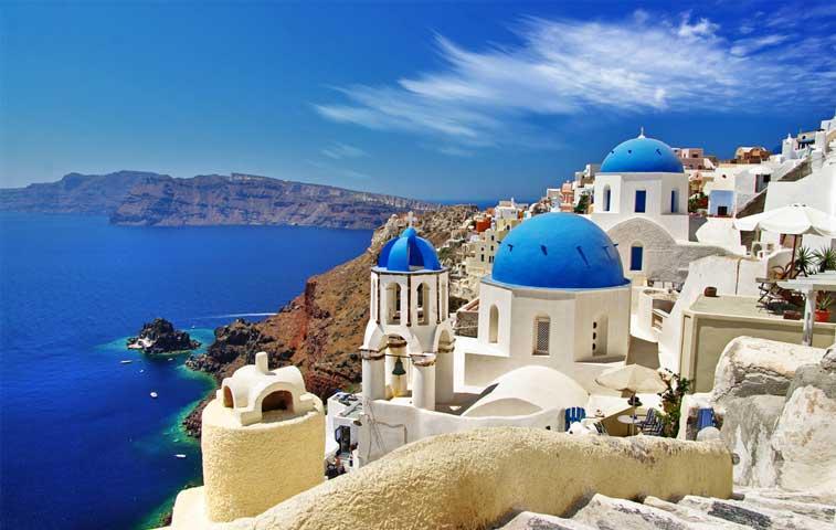 Grecia sigue siendo uno de los principales destinos turísticos