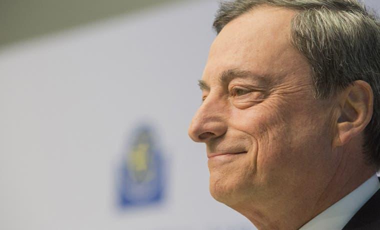 Draghi lleva tres años dando buenos resultados