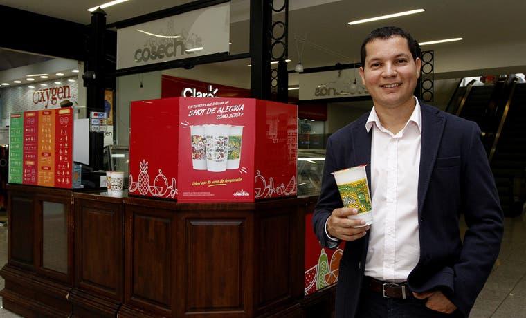 Empresa Cosechas se unió al talento nacional