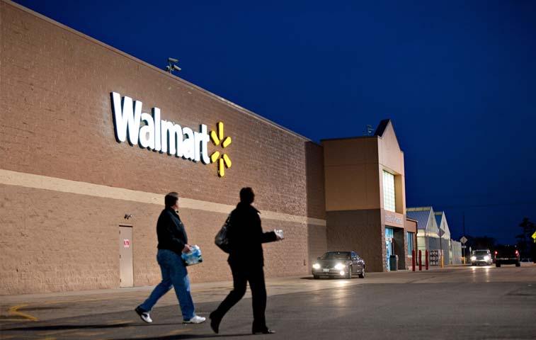 Reactivación de WalMart en México peligra debido a pobreza