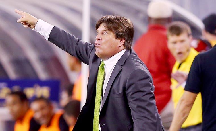 México busca entrenador