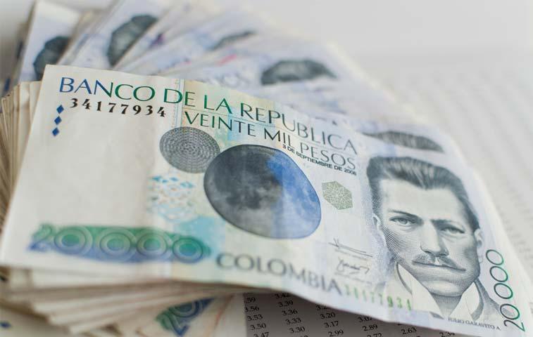 Bancos colombianos valiosos en el peor mercado bursátil