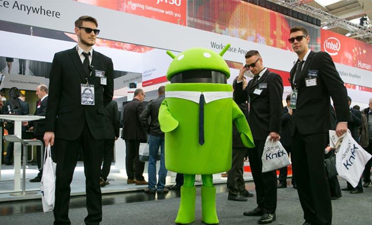Expertos ven problemas de seguridad en Android
