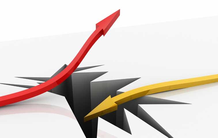 Menor crecimiento, más déficit para cierre de año