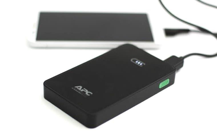¿Se descargó su celular o tableta? Busque una batería externa