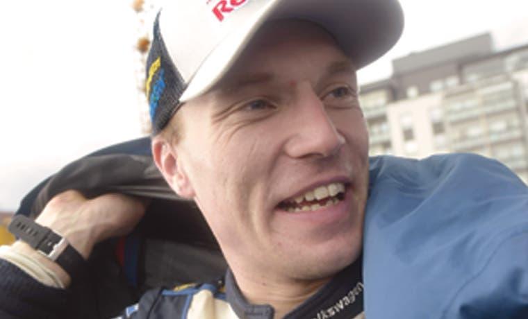 Bicampeón en Finlandia